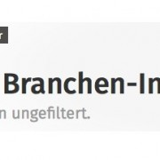 Branchen-Insider