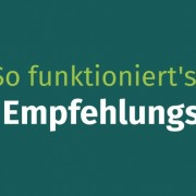 XING Empfehlungsmanager