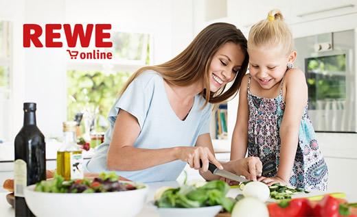 REWE Online einkaufen
