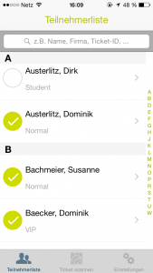 XING EVENTS_Teilnehmerliste_iphone5