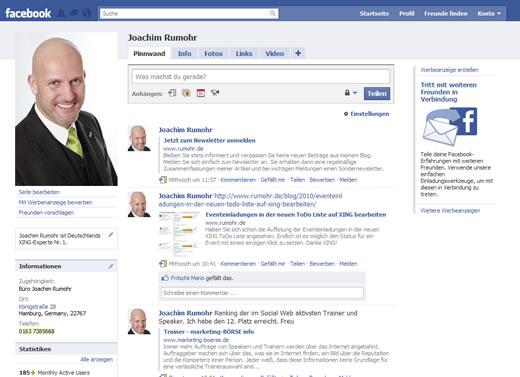 Facebook-Joachim-Rumohr