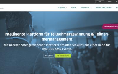 XING TicketingManager wird zum EventManager und wurde mobil optimiert