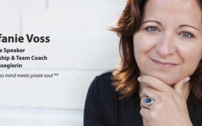 Podcast-Folge 051 Frauen netzwerken anders! Interview mit Stefanie Voss