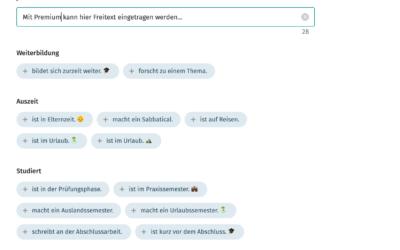 Produkt-Update bei XING: Neuerungen im Profil